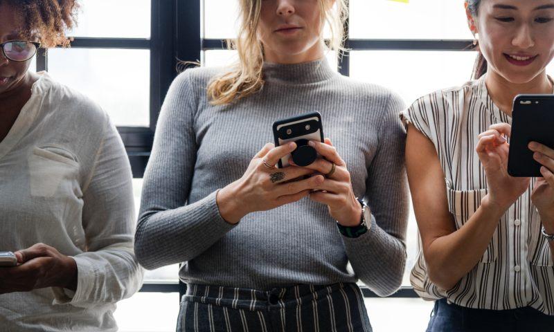 búsquedas por voz y smartphones