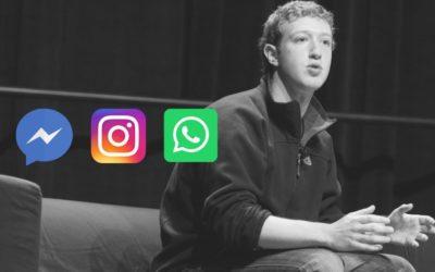 Integración de aplicaciones de mensajería Instagram, WhatsApp y Facebook Messenger
