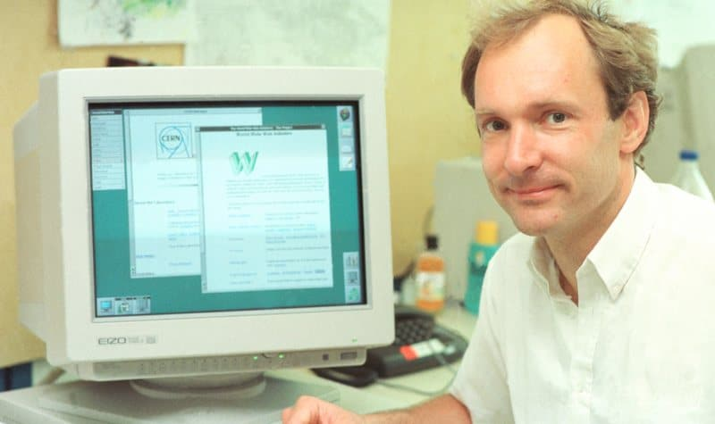 world wide web tim berners-lee