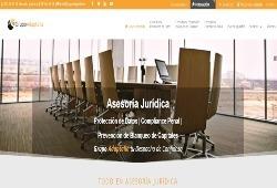 Caso de éxito - Diseño web para abogados (diseño web corporativo)